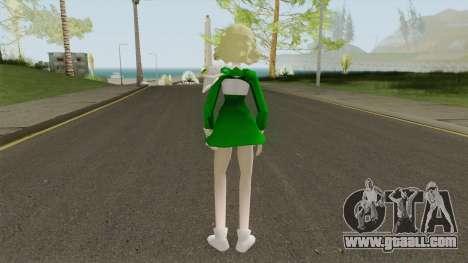 Fuu Hououji for GTA San Andreas
