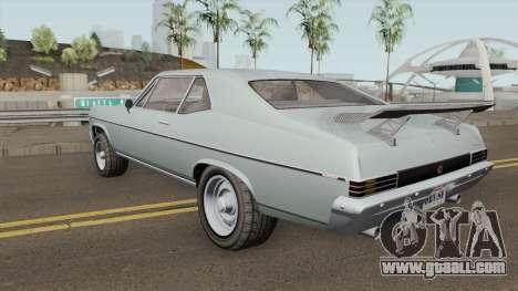 Declasse Vamos GTA V for GTA San Andreas