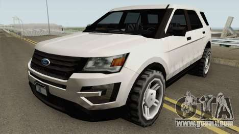 Ford Explorer 2018 for GTA San Andreas