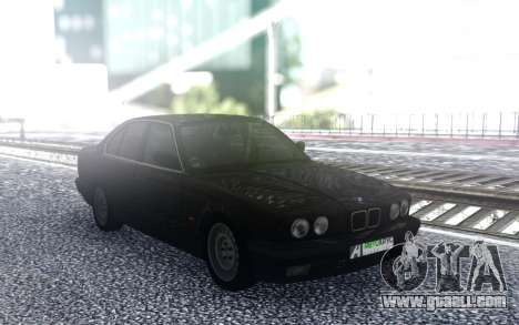 BMW E34 525 for GTA San Andreas