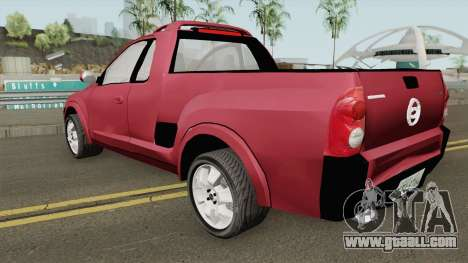 Chevrolet Montana Utility Tunable for GTA San Andreas