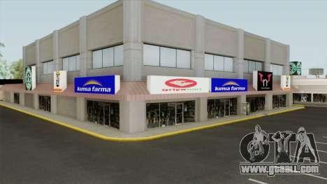 Nhentai Shop for GTA San Andreas