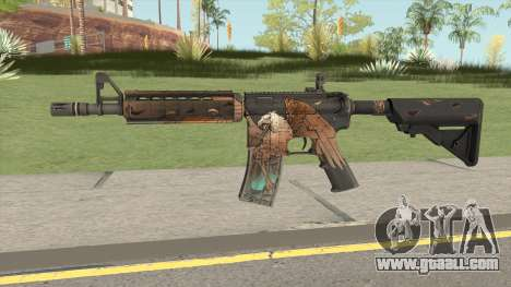CS-GO M4A4 Griffin for GTA San Andreas