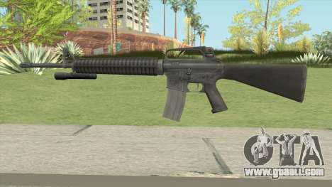L4D1 M16A2 for GTA San Andreas