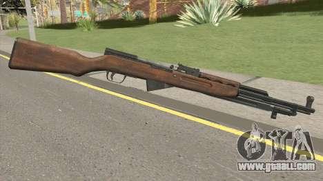 Insurgency MIC SKS for GTA San Andreas