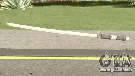 Sword V2 for GTA San Andreas