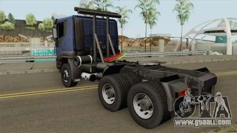 Iveco Trakker E4 2007 V1 for GTA San Andreas