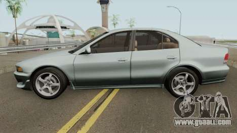 Mitsubishi Galant for GTA San Andreas