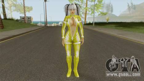 Mai V2 (Walk Style) for GTA San Andreas