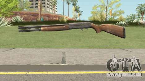 Insurgency MIC TOZ Semiauto Shotgun for GTA San Andreas