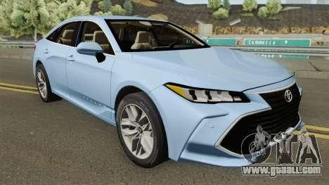 Toyota Avalon 2019 XLE High Quality for GTA San Andreas