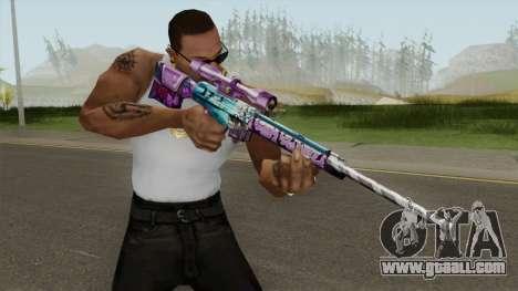 SFPH Playpark (Ghost PSG1) for GTA San Andreas
