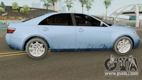 Toyota Camry 2010 for GTA San Andreas