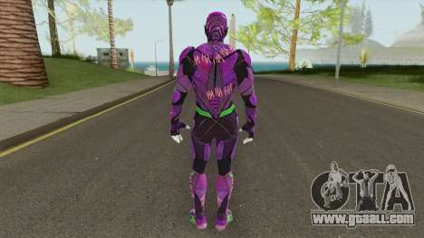 The Joker Flash for GTA San Andreas