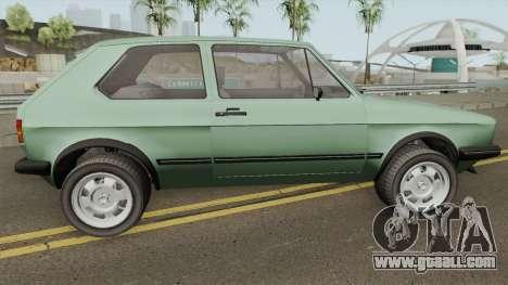 BF Club GTR GTA V IVF for GTA San Andreas