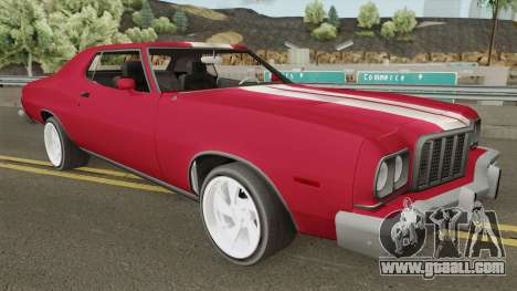 Ford Gran Torino 1974 for GTA San Andreas