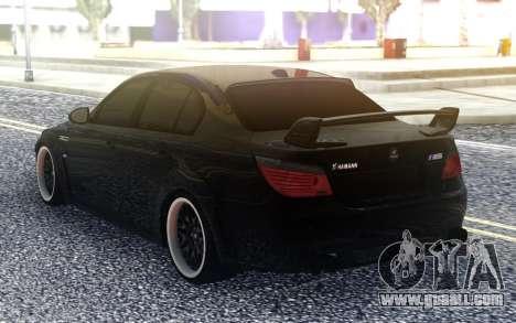 BMW M5 E60 Hamman for GTA San Andreas