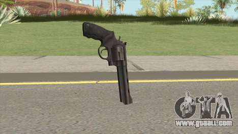 Battlefield 3 44 Magnum for GTA San Andreas