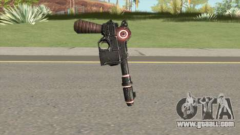 Marvel Future Fight Doctor Doom Weapon for GTA San Andreas