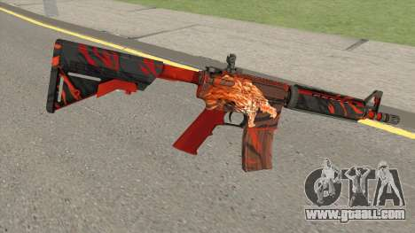 CS-GO M4A4 Howl for GTA San Andreas