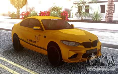 BMW M2 Hamann for GTA San Andreas