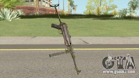 MP 40 for GTA San Andreas