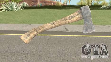 Hatchet From Resident Evil 7 for GTA San Andreas