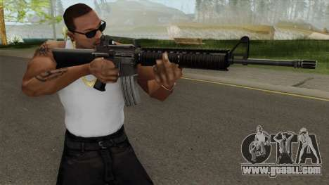 Insurgency MIC M16A4 for GTA San Andreas