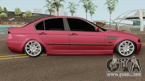 BMW E46 Romania for GTA San Andreas