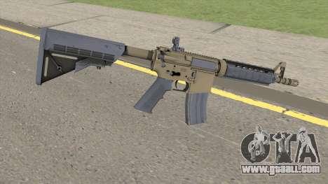 CS-GO M4A4 Tornado for GTA San Andreas