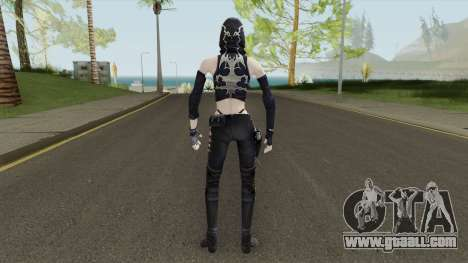 Special Force (SFPH) Black Devil for GTA San Andreas