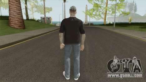 David Beckham Skin for GTA San Andreas