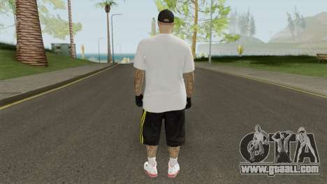 Skin Random 138 (Outfit Lowrider) for GTA San Andreas