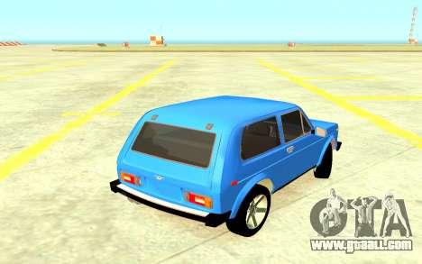 VAZ 2121 for GTA 4