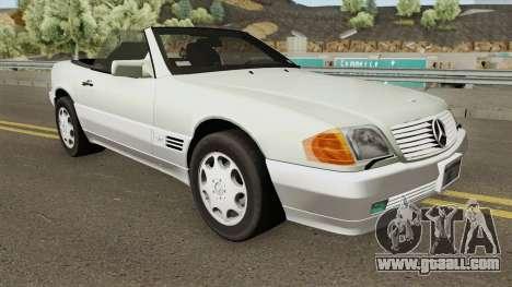 Mercedes-Benz SL-Class 500SL 1993 (US-Spec) for GTA San Andreas