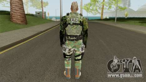 Skin Random 153 (Outfit Arena War) for GTA San Andreas