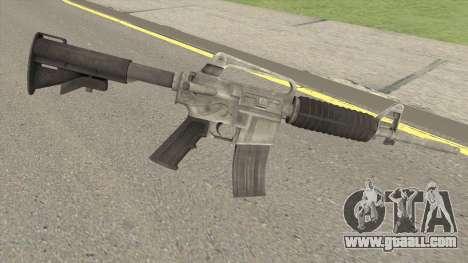 CS:GO M4A1 (Basilisk Skin) for GTA San Andreas