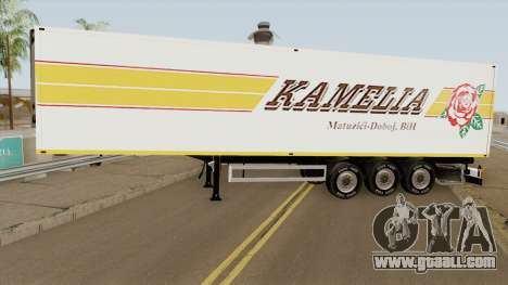 KAMELIA D.O.O. Trailer for GTA San Andreas