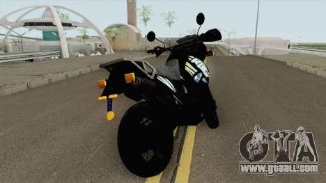 Kawasaki KLR 2014 for GTA San Andreas
