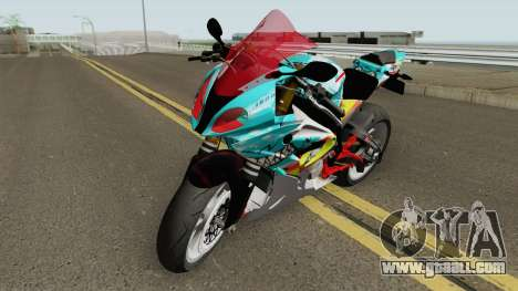 BMW 1000RR for GTA San Andreas