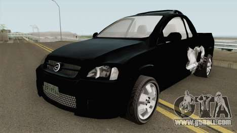 Chevrolet Montana Utility Tunable for GTA San Andreas
