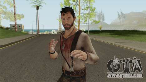 Max Rockatansky From Mad Max for GTA San Andreas
