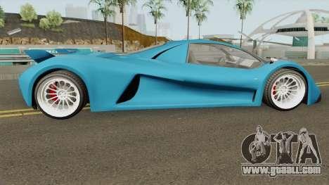 Principe Deveste Eight GTA V IVF for GTA San Andreas