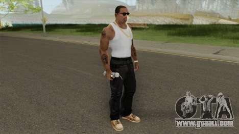 L4D1 Pipebomb for GTA San Andreas