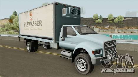 Vapid Yankee 2nd (Short Body) GTA V for GTA San Andreas
