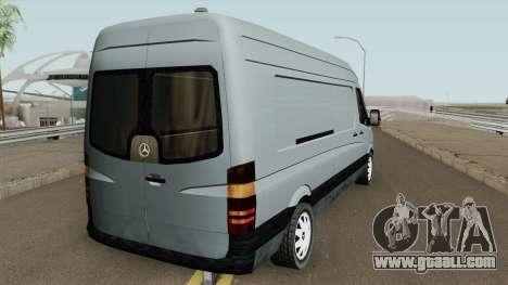 Mercedes-Benz Sprinter (SA Style) for GTA San Andreas