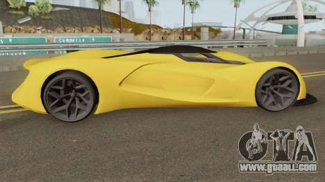 SRT TomaHawk GT for GTA San Andreas