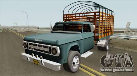 Dodge 300 for GTA San Andreas