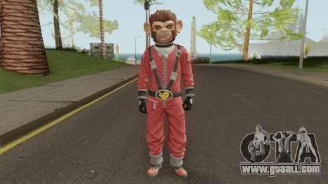 Skin Random 6 (DLC Arena War) for GTA San Andreas