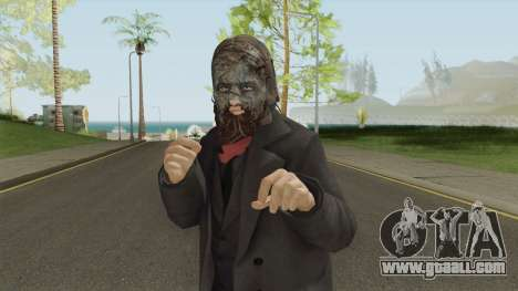 The Walking Dead Beta Skin Season 9 The Whispere for GTA San Andreas